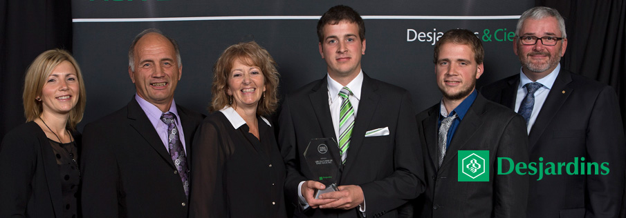 Desjardins Entrepreneurs Awards